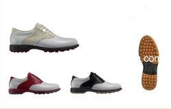 2016 dernier parcours de golf personnalisés de façon bon marché chaussure avec des pointes