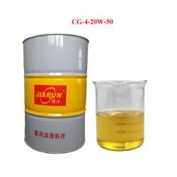 De auto Olie van CG-4 20W-50 Dieselmotoren van de Auto van Smeermiddelen Synthetische