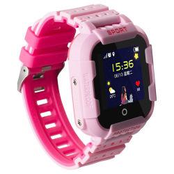 지능적인 시계 2.2 인치 인조 인간 Smartwatch 전화 이중 코어 1.2GHz ROM 사진기 WCDMA GPS