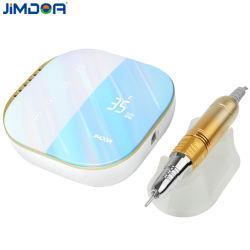 Jimoda nuovo arrivo JMD-E108 portatile tipo con batteria ricaricabile Manicure Punta per unghie prodotto di bellezza