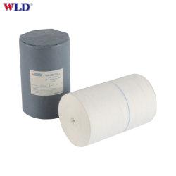 Rolo de gaze de algodão absorvente descartável