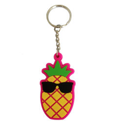Form-Ananas-Form Kurbelgehäuse-Belüftung Keychain/Keyholder