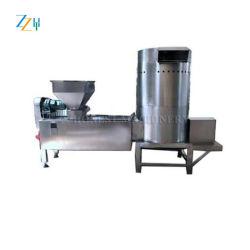 آلة حلو السمسم من الفولاذ المقاوم للصدأ / تقشير آلة السمسم / ماكينة درس السمسم
