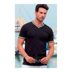 قمصان قطنية عنقه على شكل حرف V للرجال بنسبة أداء عالية وسعر أعلى