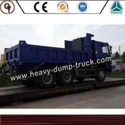 HOWO verwendet 6X4 Dump Truck für Mineral