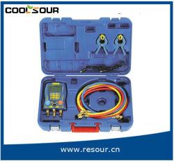 Manometro digitale, collettore di refrigerazione CS6889 WK-6889-L