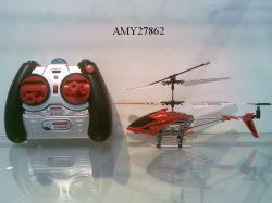 elicottero dell'elicottero della lega 3.5CH mini RC con il giroscopio (AMY27862)