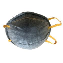 Em forma de copo descartável de Máscara com Filtro de carvão activo Cup-Shape Máscara do trabalho de protecção industrial