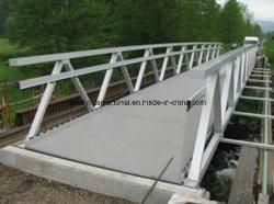 Ponte de Armação de alumínio/zona pedestre