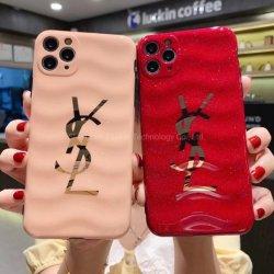 고급 디자이너 가죽 클래식 휴대폰 케이스 iPhone 11 프로 맥스 패션 브랜드 LV 게임을 위한 풀 커버