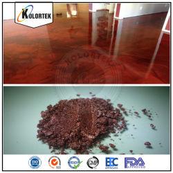 Kolortek metallische Pigmente, Epoxidpuder-Pigmente für Fußboden-Beschichtung