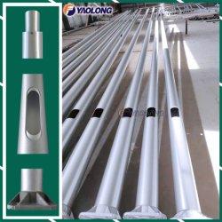 Via di alluminio Illuminative esterna palo chiaro di vendita diretta della fabbrica