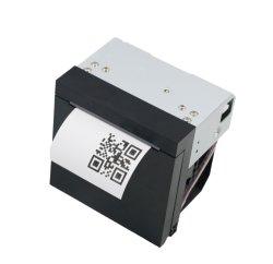 Quiosco de 80mm de recepción térmica Impresora de panel con cierre electrónico