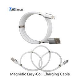 Smart Tongyinhai Android Téléphone Mobile Mini Micro USB câble de données de charge rapide de magnétique pour iPhone