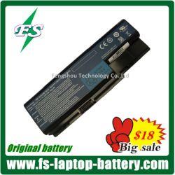 Оригинальный ноутбук замена аккумуляторной батареи аккумуляторная батарея ноутбука как07B42 5520 для Acer стремимся 5520 батареи в07b31