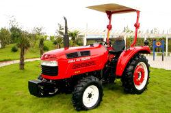 4WD Jinma 40HP JINMA Tracteur de ferme de roue (404)