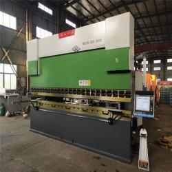 prensa de doblado de procesamiento de lámina metálica Metalurgia máquina de doblado