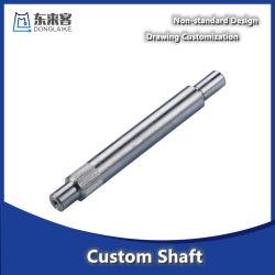 단조 맞춤형 크롬 산업용 부품 권선 축 옵틱 샤프트 회전축