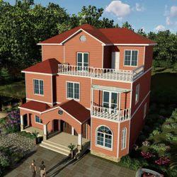 [شنس] [برفب] فولاذ صنع منزل دار يصنع يبني [ستيل ستروكتثر]