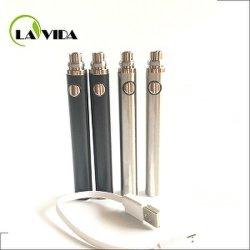 Конвенции о биологическом разнообразии Vape аккумулятор 1100 Мач огромные мощности для длительного использования 1100Мач Vape переменного напряжения аккумуляторной батареи пера доступны для изготовителей оборудования