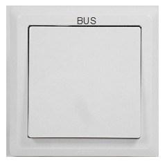 Dali Bus-Sendung, die Wand-Schalter IEC60929, IEC60386 verdunkelt