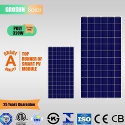 최고 가격 72cells 다결정 320W (5BB) Grosun 태양 전지판