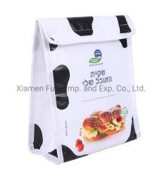 Герметичный рекламных/поощрения Custom/Индивидуальные многоразовые/переработанных конверт ламинированные PP без тканого обед мешок