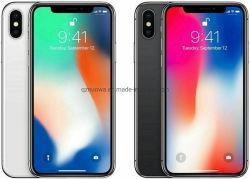 Commerce de gros Original Xs Max Téléphone intelligent de téléphone mobile pour iPhone x 64 Go de 256 Go pour les téléphones cellulaires de l'iPhone déverrouillé X 4G Téléphone