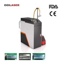 Portable Mini 500W 1000W 1500W 2000W Aço Inoxidável Soldador CNC equipamento óptico de aço carbono Aço Inoxidável Laser de fibra para máquina de soldar os Produtos de Metal