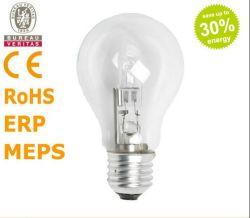 A55 220-240 V 72W 53W E27 Lâmpadas de halogéneo economizadora de energia na lâmpada de halogéneo de formas clássicas