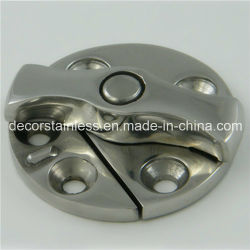 De aço inoxidável 316 Botão Door