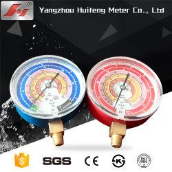 CE-drukmeter voor koelsysteem, R32/R22/R407C/R404A/R134A/R410A/R744-meter voor koelmiddelsamenstelling