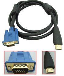 VGA Cable/HDMI 1080pケーブルへのHDMI