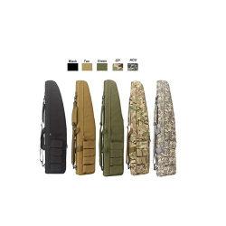 لعبة الحرب على الطريقة العسكرية لعبة المسدس التكتيكية حقيبة متينة مقاومة الانزلاق المياه حقيبة معدات الصيد المقاومة (5 ألوان اختيارية)