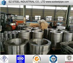 AISI B16.5, ASTM A182 Sorf 150, toma la brida de soldadura de acero inoxidable316L, sus conexiones hidráulicas de alta presión, el tubo conector/montaje de brida de acero,