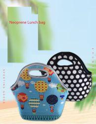 حقيبة تبريد مقاومة للماء بنمط مخصص لأكياس الغداء المصنوعة من النيوبرين للمكاتب الشخص
