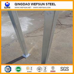 Führendes System Vor-Galvanisiertes Stahlgefäß
