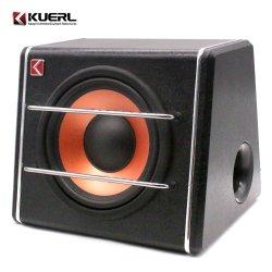 Mega Bass de alta potência 10 polegada Powered Car Audio 90 W Subwoofer Subwoofer Amplificador
