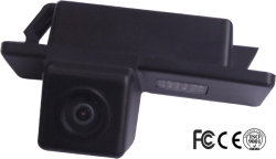 プジョー 307cc リアビューカメラ