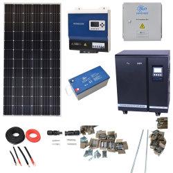 Insieme completo domestico del sistema 10kw di energia solare di alta qualità, sistema del comitato solare con il prezzo poco costoso