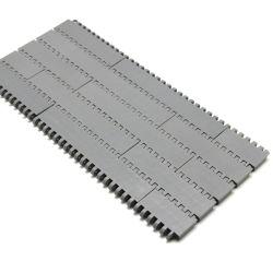 La parte superior plana de la serie 900 de la cadena transportadora Correa modular