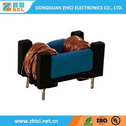 カスタマイズされた高い現在の低い抵抗の平らな銅線チップ誘導器コイルのDC電源誘導器