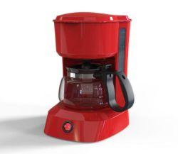 4 xícaras de café da máquina de café de pingos América Eletrodomésticos Borocilicate Jarro de vidro