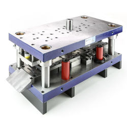 Verdaderamente fiable precisa de perforación personalizada de estampación metálica morir Proveedor