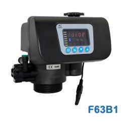 가정용 산업용 수동 자동 다중 포트 FRP 수지 탱크 물 트리트먼트 소프너 샌드 필터 여과 시스템 런신 제어 밸브