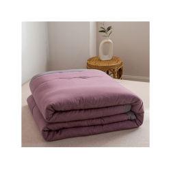 Set di trapunte in piuma d'oca Set di Comforter Camera da Letto in cotone Luxury