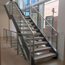 강철 계단 무쇠 계단 관 계단 포스트