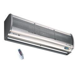 Теодор 5g серии серебристого цвета на экране воздуха двери шторки воздуха от вентилятора с нагревательными элементами