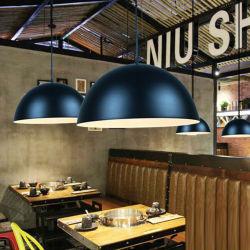 Suspendido moderno y contemporáneo de la Oficina Anillo de luz LED lámpara colgante