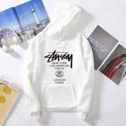2020 年の新しい長袖の方法衣服 100% の綿スウェットシャツの注文 ロゴプリントのオーバーサイズウィメンズフーディー